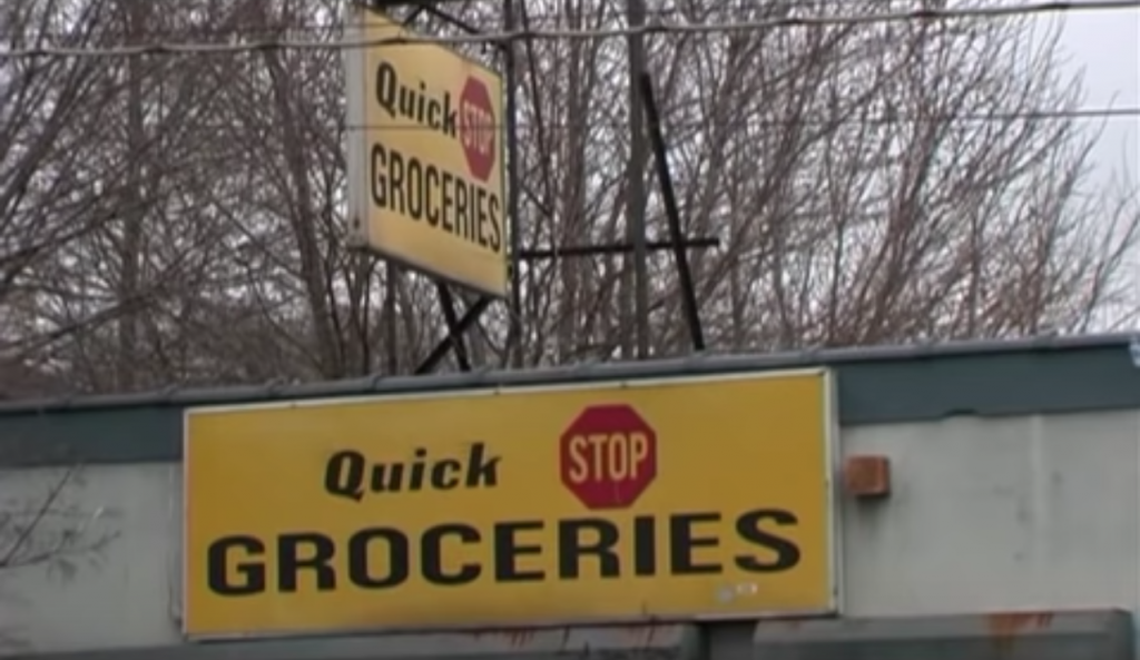 Kevin Smith shot 'Clerks' at the Quick Stop Grocery store he worked at