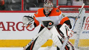 Steve Mason is another whiff for the Flyers front office who are putting hope in the 20-year-old Carter Hart to change their fortunes