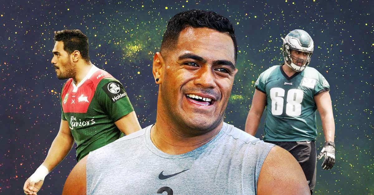 The success and future of jordan mailata raw talent on a mission