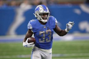 Kerryon Johnson and more picks for your daily fantasy lineup in week 7