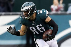 zach ertz and more picks for you daily fantasy lineup in week 5