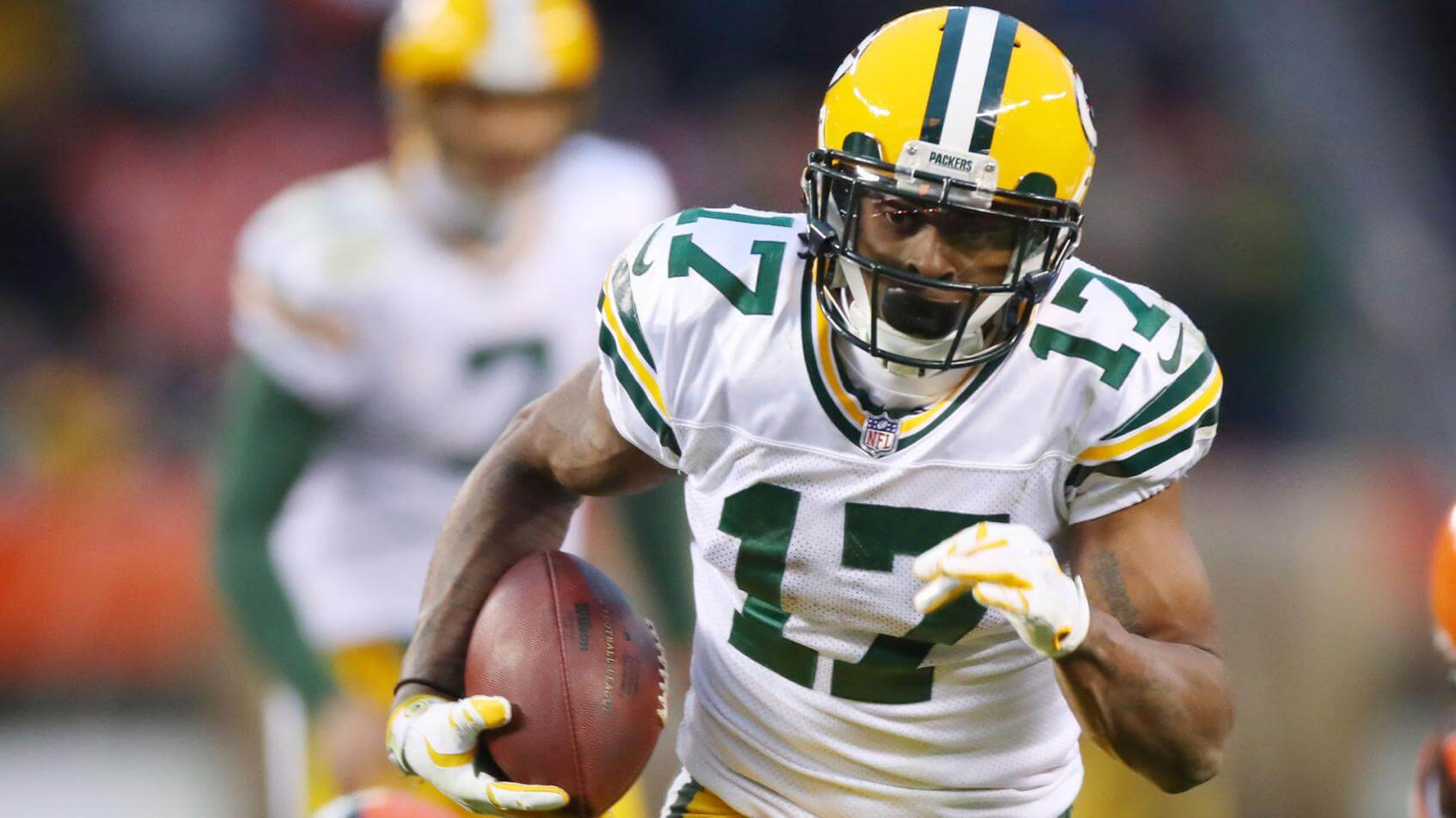 Davante Adams is one of our Week 12 Sneaky Plays for Your Daily Fantasy Football Lineup