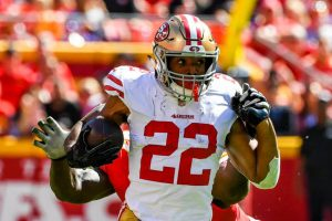 Matt Breida is one of many under-the-radar picks for your daily fantasy lineup in week 10