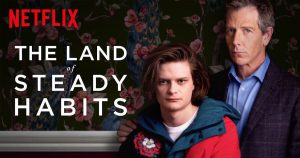 Nicole Holofcener's The Land of Steady Habits cover for Netflix