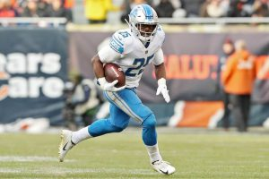Theo Riddick and more sneaky plays for your daily fantasy lineup in week 11
