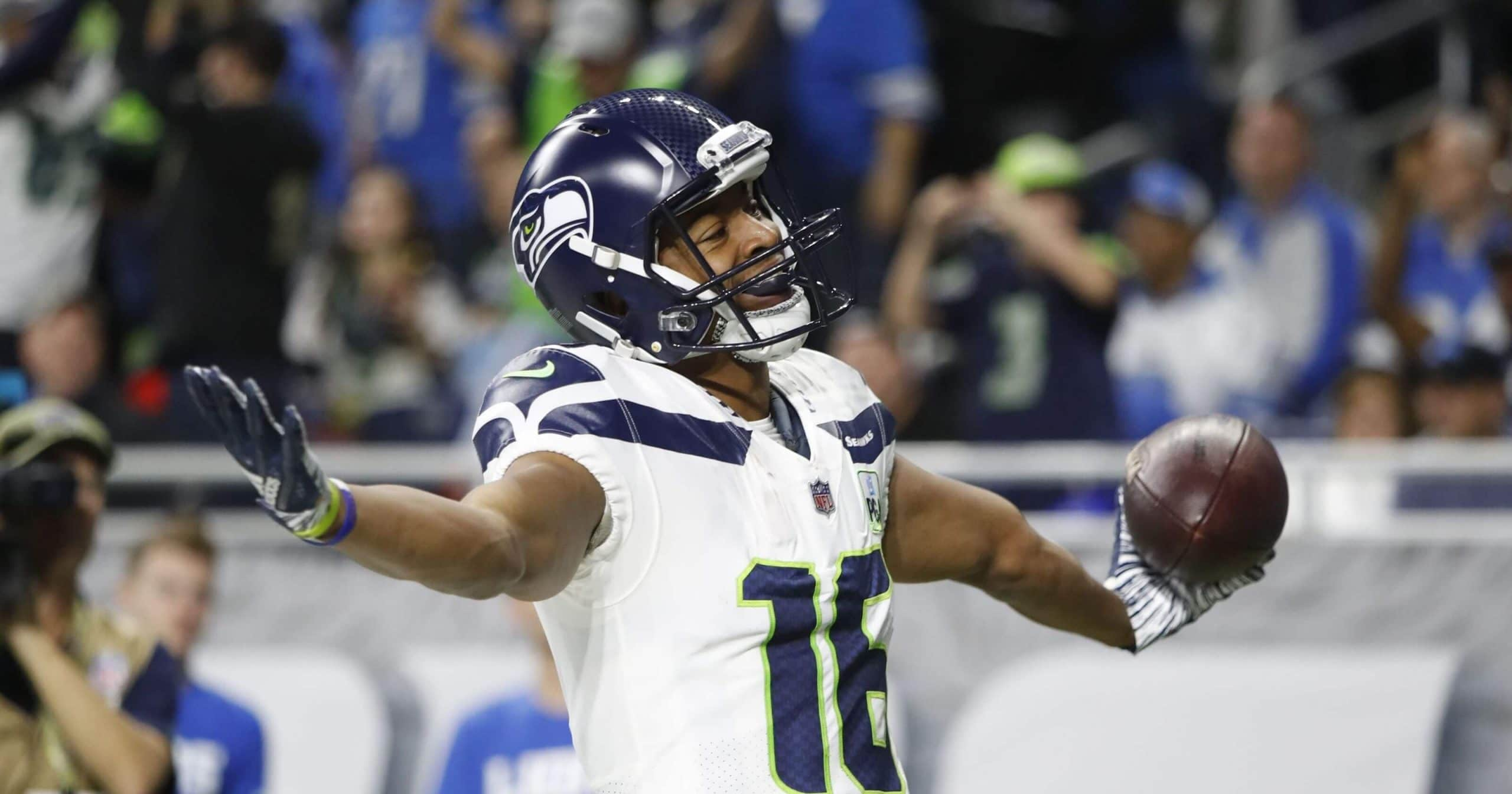 Tyler Lockett and more week 12 sneaky plays for your daily fantasy football lineup