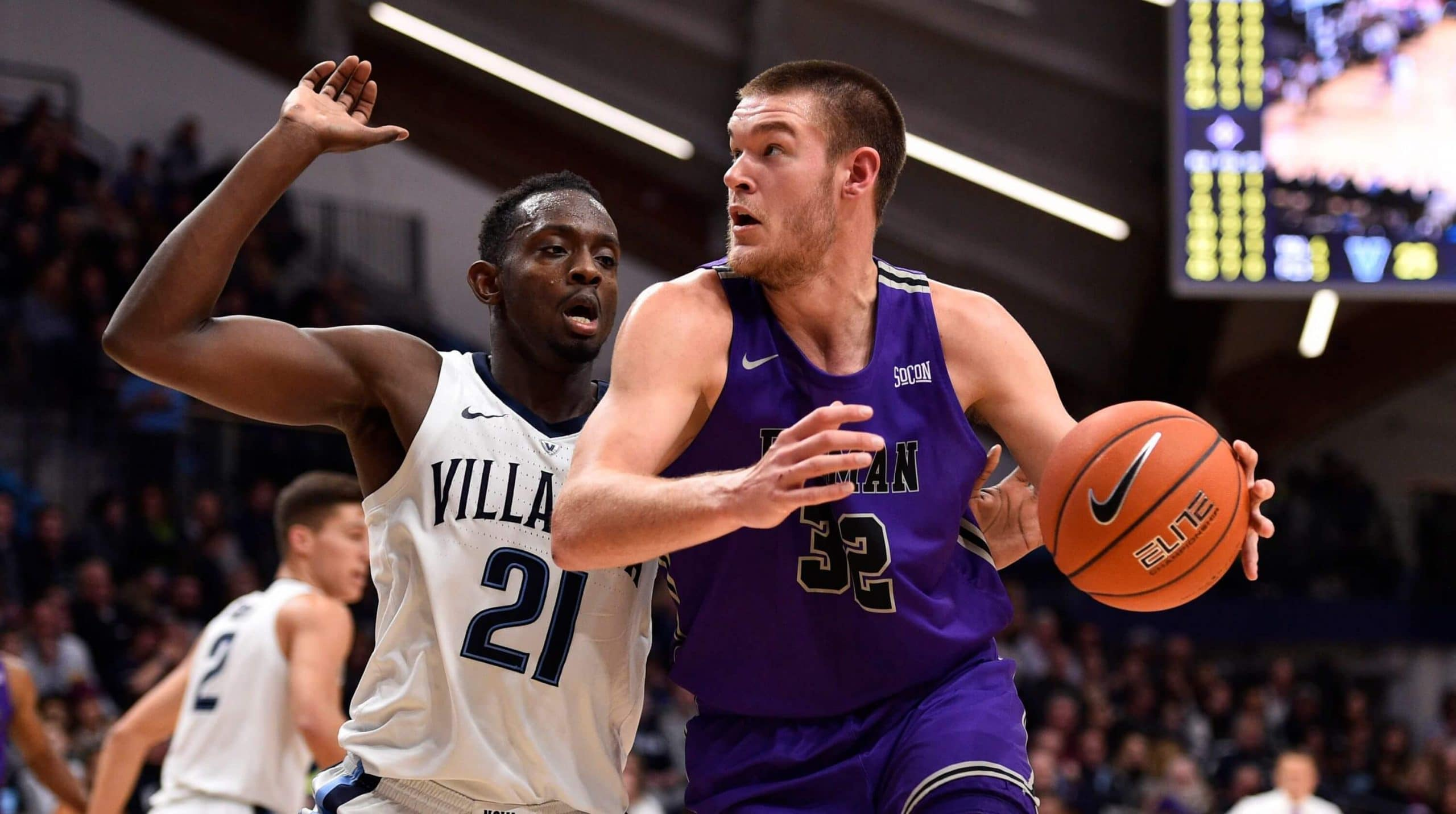 After their win over Villanova, the Furman basketball cinderella story began taking shape