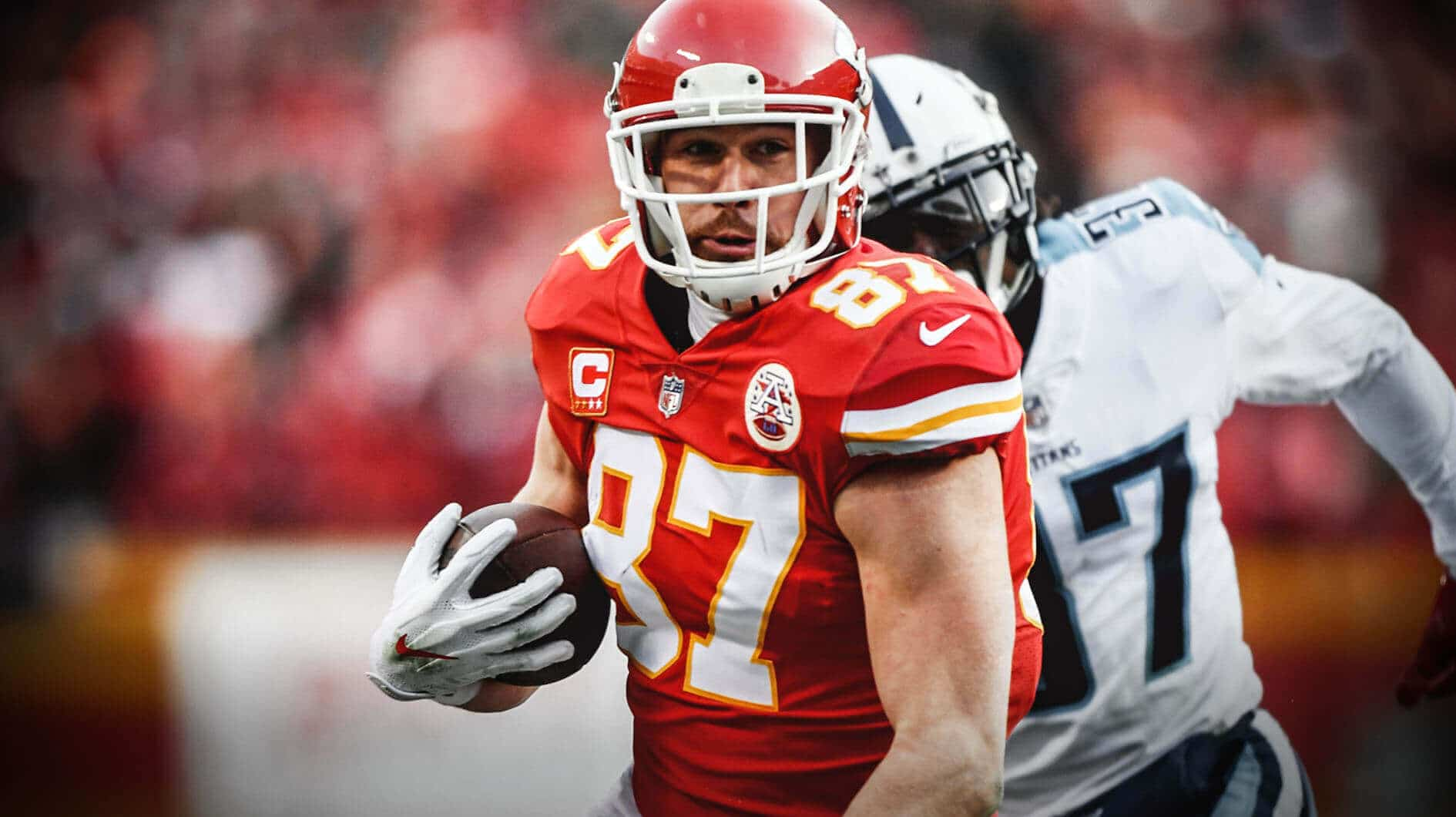 Travis Kelce and more Week 17 Sneaky Plays for your daily fantasy football lineup on draftkings