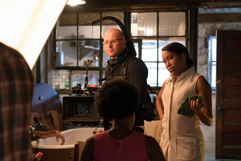 If Beale Street Could Talk Director of Photography James Laxton
