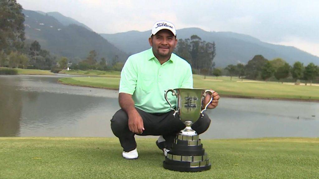 Jose de Jesus Rodriguez captures the coveted Avianca Colombia Open