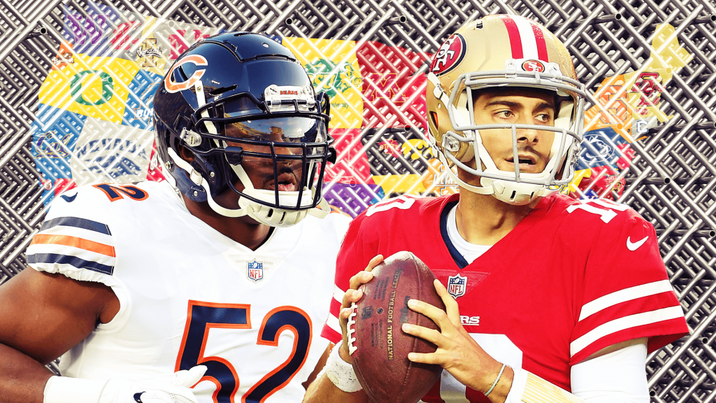 Khalil Mack, Jimmy Garoppolo, and more 2-star recruits who overcame adversity and made it to the NFL.