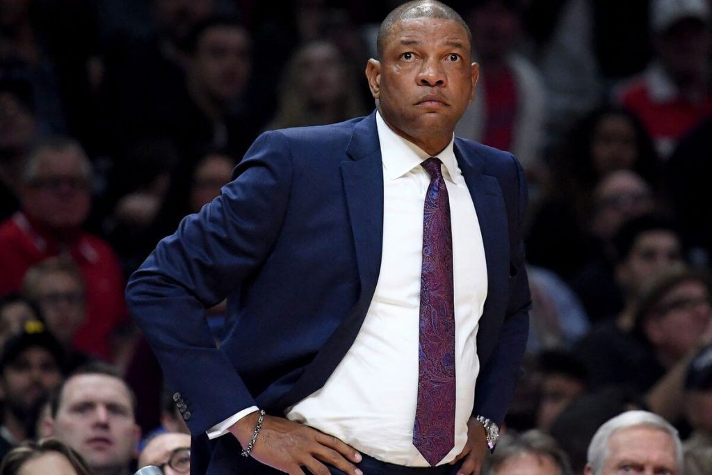 Doc Rivers has endured the ups and downs of the Los Angeles Clippers and embodies the underdog mentality of the franchise