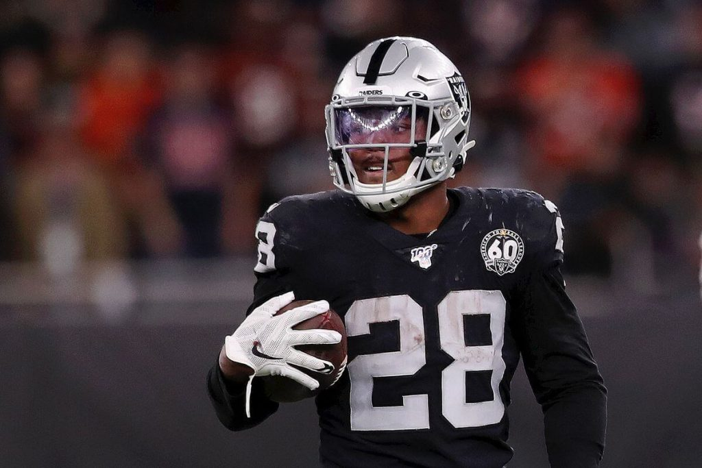 Raiders RB Josh Jacobs and more Week 9 DFS sneaky plays for your lineup