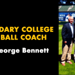 Legendary college baseball coach George Bennett of Villanova and SJU joins the Hustle & Motivate podcast to share his story.