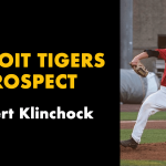 Detroit Tigers prospect Robert Klinchock joins the Hustle & Motivate podcast for an interview about his journey from D3 to the MLB Draft