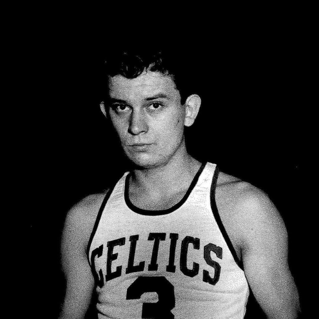 Charlie Hoefer played for the Boston Celtics