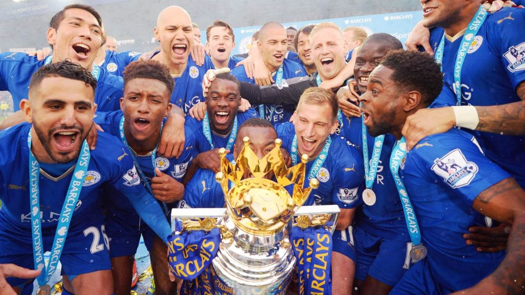Leicester City and the best underdog story ever told