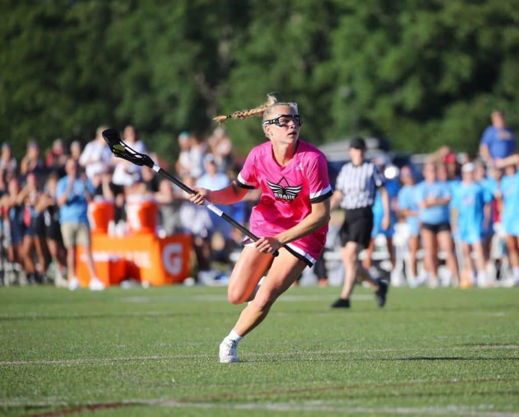 Dempsey's time in the WPLL professional lacrosse league