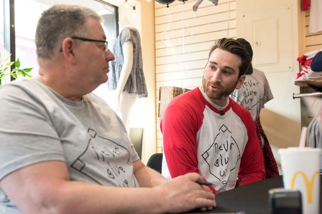 Jake Gronsky and G David Bohner talk about their award-winning book, A Short Season.