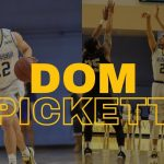 Dominick Pickett's basketball journey from team manager to division 1 award winner