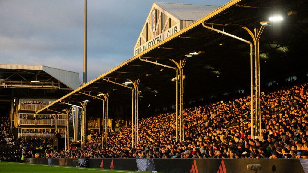 Craven Cottage is one of soccer's most iconic stadiums